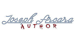 Joseph Arcara Author Logo Design